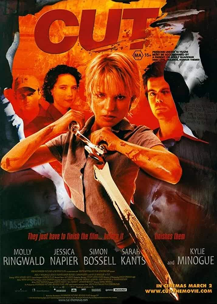 Cut (2000) 720p HEVC BluRay x265 ESubs [Dual Audio] [Hindi or English] [350MB] Full Hollywood Movie Hindi