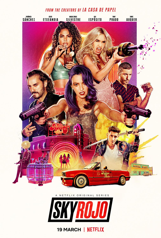 Download [18+] Sky Rojo (2021) Season 2 Hindi (5.1 DD ORG) Dual Audio Complete Netflix WEB Series 480p (700MB) All Episodes)