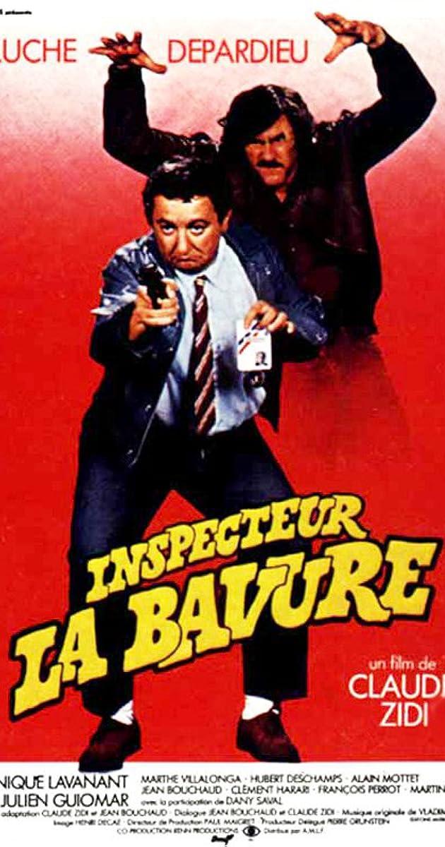 Subtitle of Inspector Blunder