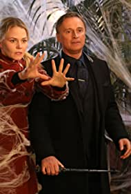 Robert Carlyle and Jennifer Morrison in Once Upon a Time (2011)