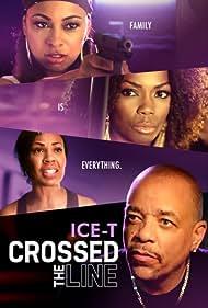 Ice-T, Vanessa Williams, La'Myia Good, and Caryn Ward in Crossed the Line (2014)