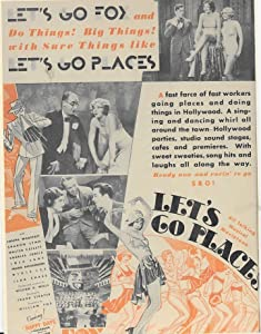 Watch free movie tv links Let's Go Places by [1280x800]