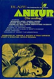 Ankur: The Seedling Poster