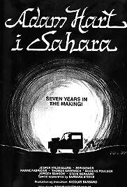 Adam Hart i Sahara Poster