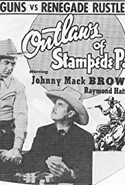 Outlaws of Stampede Pass Poster