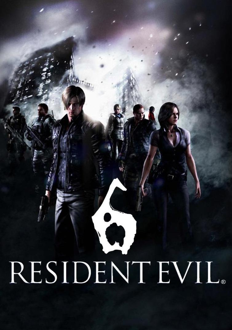 Resident Evil 6 Video Game 2012 Imdb