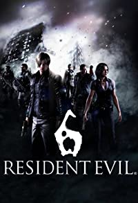 Primary photo for Resident Evil 6