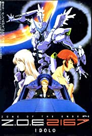 Zone of the Enders: Idolo (2001) Poster - Movie Forum, Cast, Reviews