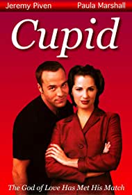 Paula Marshall and Jeremy Piven in Cupid (1998)