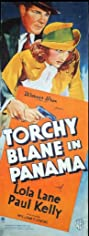 Torchy Blane in Panama (1938) Poster