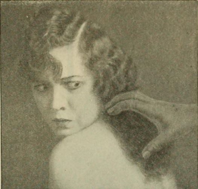 Edna Mayo in The Strange Case of Mary Page (1916)
