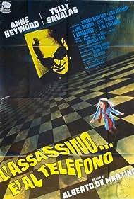 L'assassino... è al telefono Poster - Movie Forum, Cast, Reviews