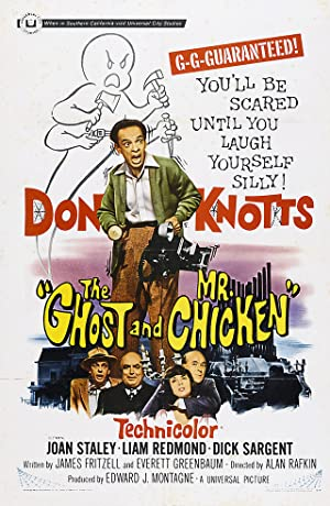 The Ghost and Mr. Chicken Poster Image