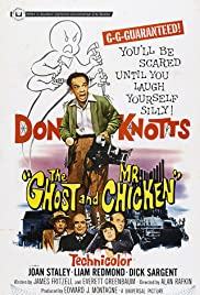 The Ghost and Mr. Chicken (1966) Poster - Movie Forum, Cast, Reviews