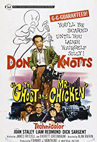 Primary photo for The Ghost and Mr. Chicken