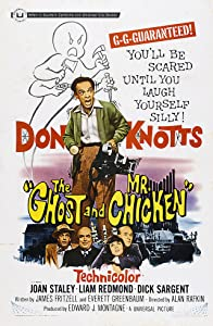 itunes movie downloads to dvd The Ghost and Mr. Chicken [640x320]