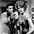 Jane Fonda and Anthony Franciosa in Period of Adjustment (1962)