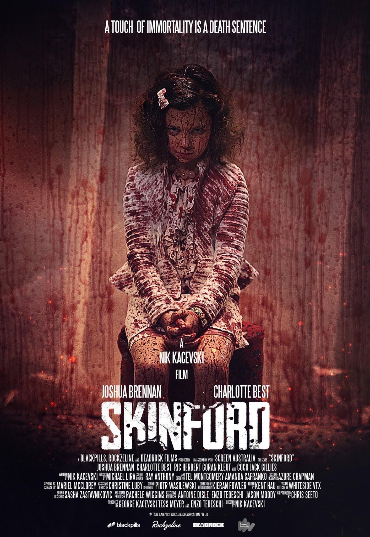 Coco Jack Gillies Skinford (Blackpills 2016)