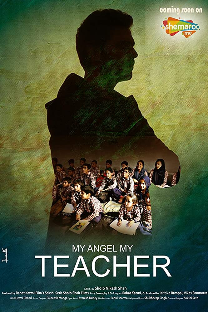 My Angel My Teacher (2019) Hindi 720p HEVC HDRip x265