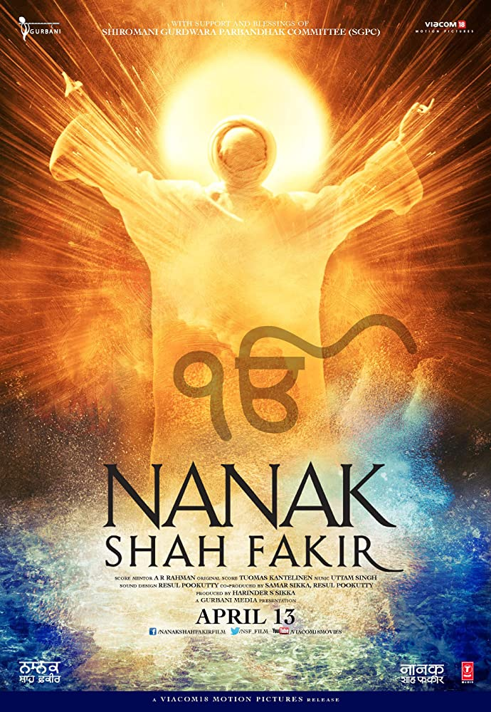 Nanak Shah Fakir (2018) Hindi 400MB HDRip 480p x264