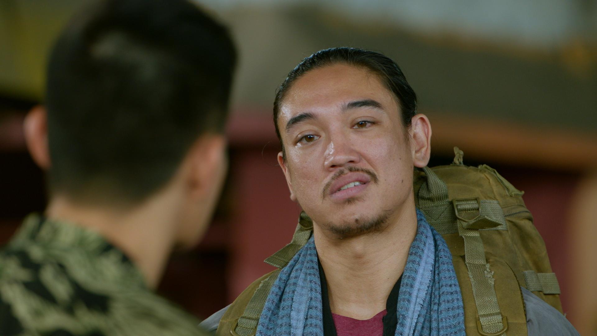 Ian Ignacio in Descendants of the Sun (2020)