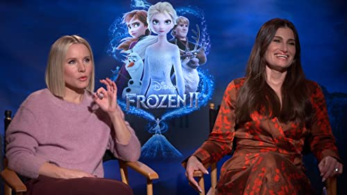 Kristen, Idina, and 'Frozen II' Co-Stars Break Down 'Into the Unknown'