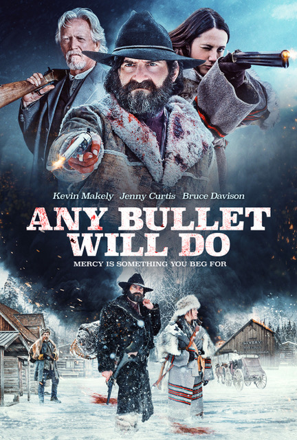Any Bullet Will Do (2017)