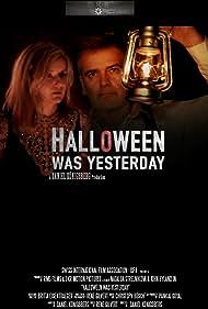 John Conleth Hyland and Natalja Strelnikova in Halloween Was Yesterday (2017)