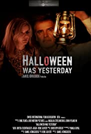 Halloween Was Yesterday Poster
