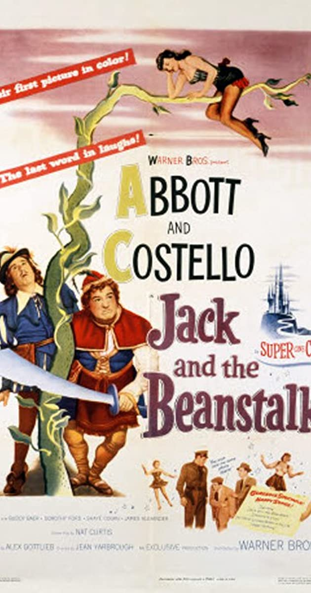 Jack and the Beanstalk (1952) Subtitles