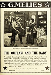 Watch thriller movies The Outlaw and the Baby [h264]