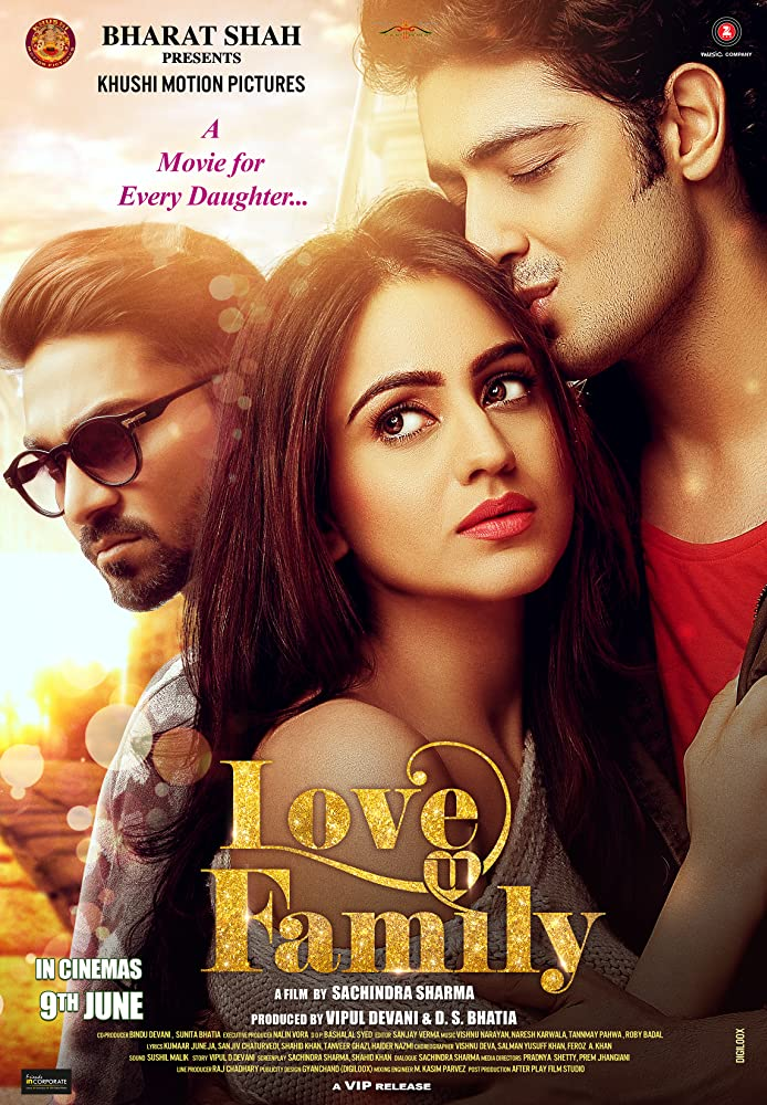 Love You U Family 2017 Hindi Movie SM WebRip 300mb 480p 1GB 720p 3GB 1080p