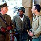 Christian Slater and Romany Malco in Churchill: The Hollywood Years (2004)