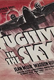Fugitive in the Sky (1936) Poster - Movie Forum, Cast, Reviews