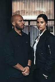 Dar Salim and Danica Curcic in Kriger (2018)