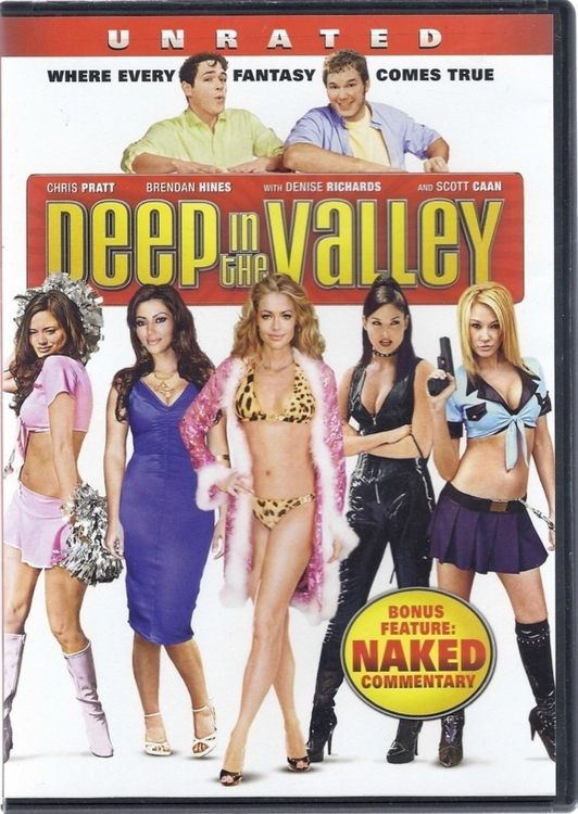 Deep In The Valley Nude