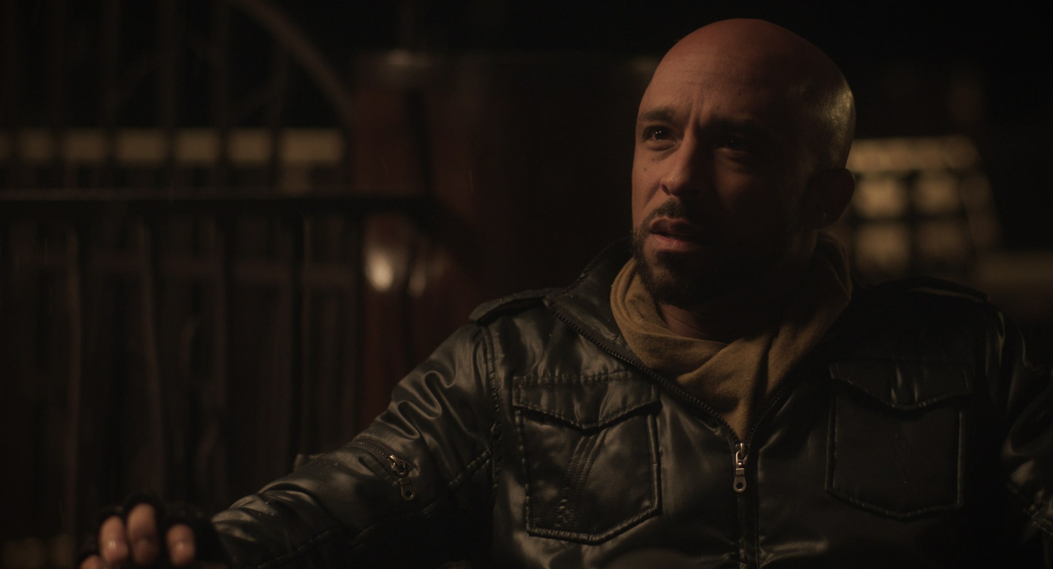 David Bianchi in Evergreen (2019)