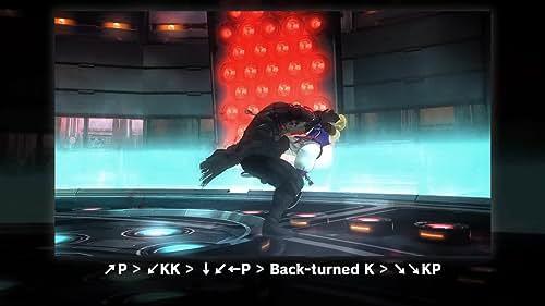 Dead Or Alive 5: Last Round: Raido Combo