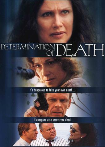 Veronica Hamel in Determination of Death (2001)