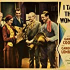 Gary Cooper, Carole Lombard, Al Hart, Lew Kelly, and Syd Saylor in I Take This Woman (1931)