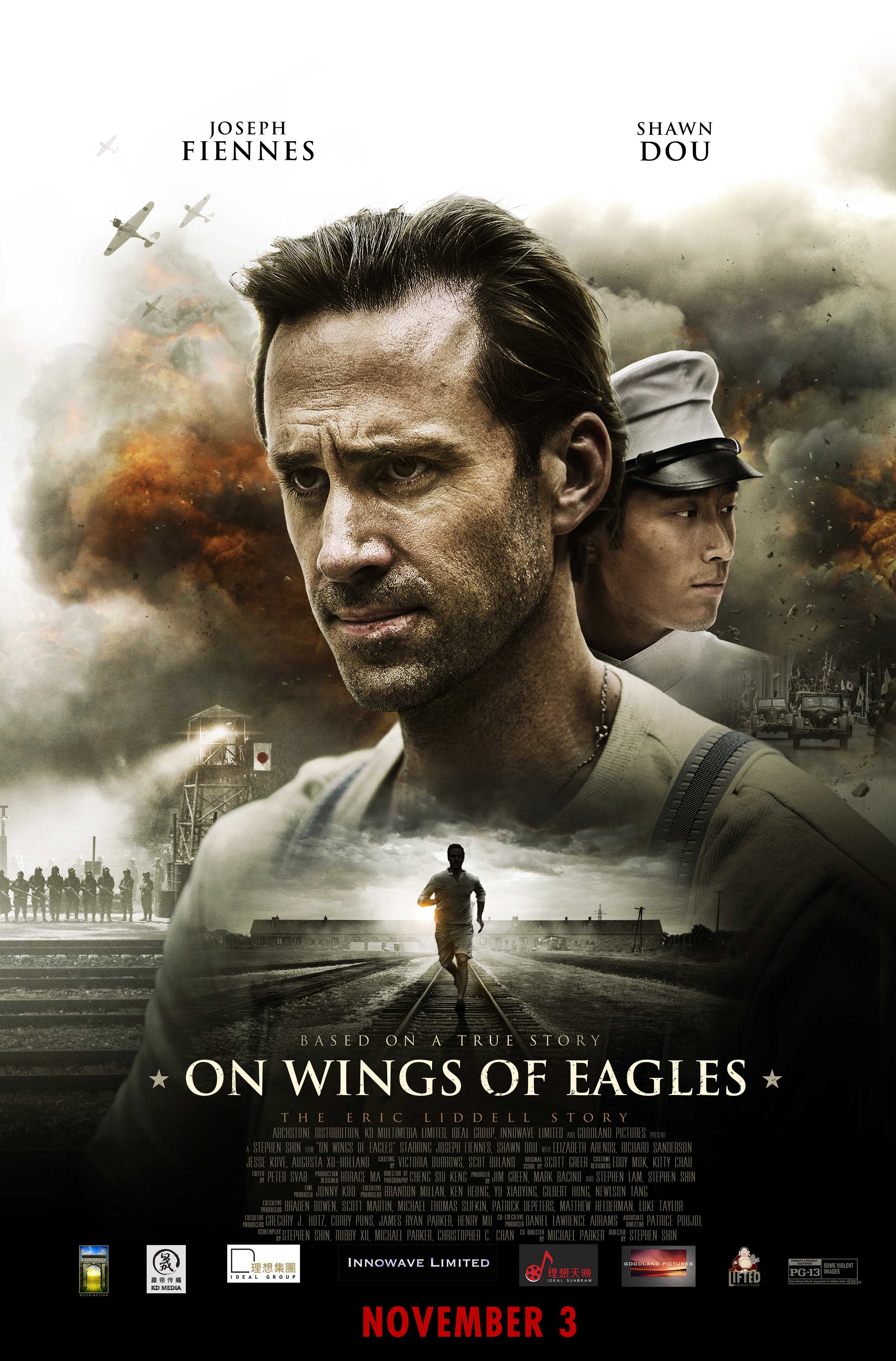On Wings of Eagles (2016) WEBRip 720p