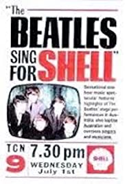 The Beatles Sing for Shell Poster