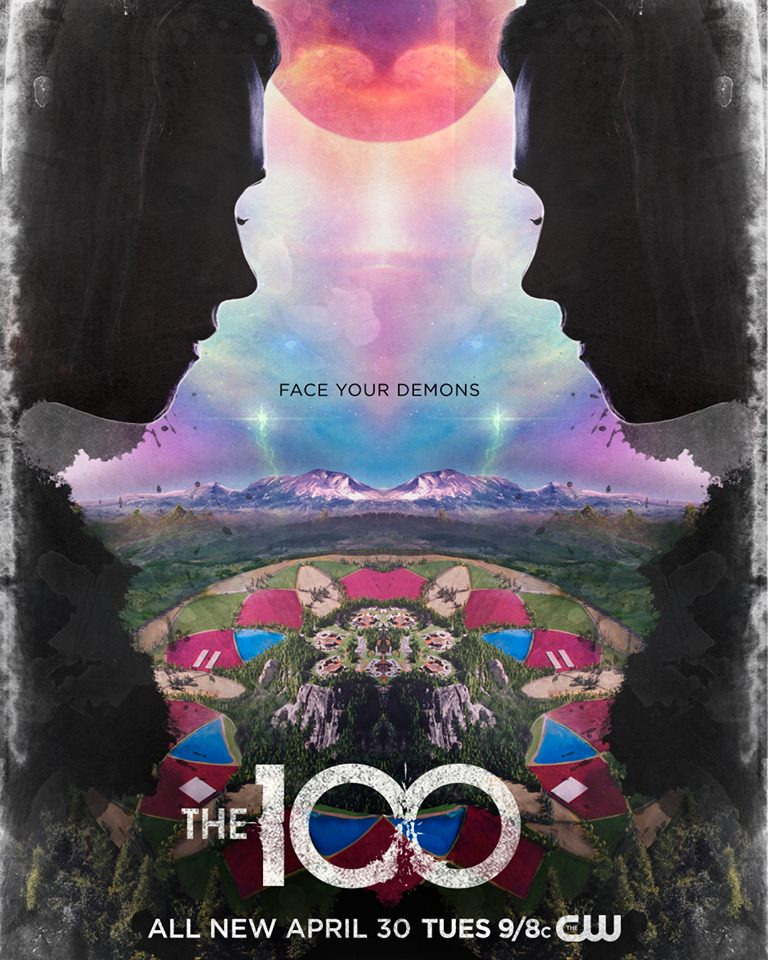 Šimtukas 6 Sezonas / The 100 Season 6