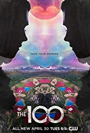 Download The 100 (Season 1) Dual Audio {Hindi-English} 720p [350MB]