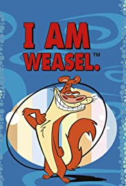 I Am Weasel Poster