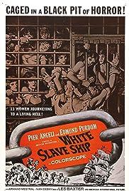 White Slave Ship Poster