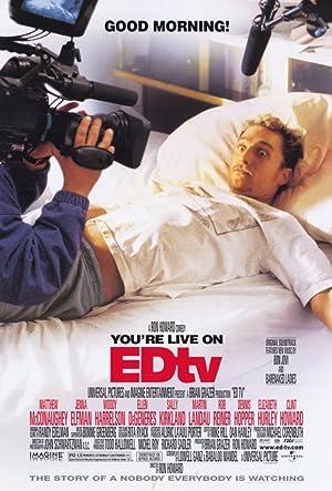 EDtv Cartel de la película