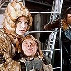 Michael York, Marius Goring, and Elke Sommer in Zeppelin (1971)