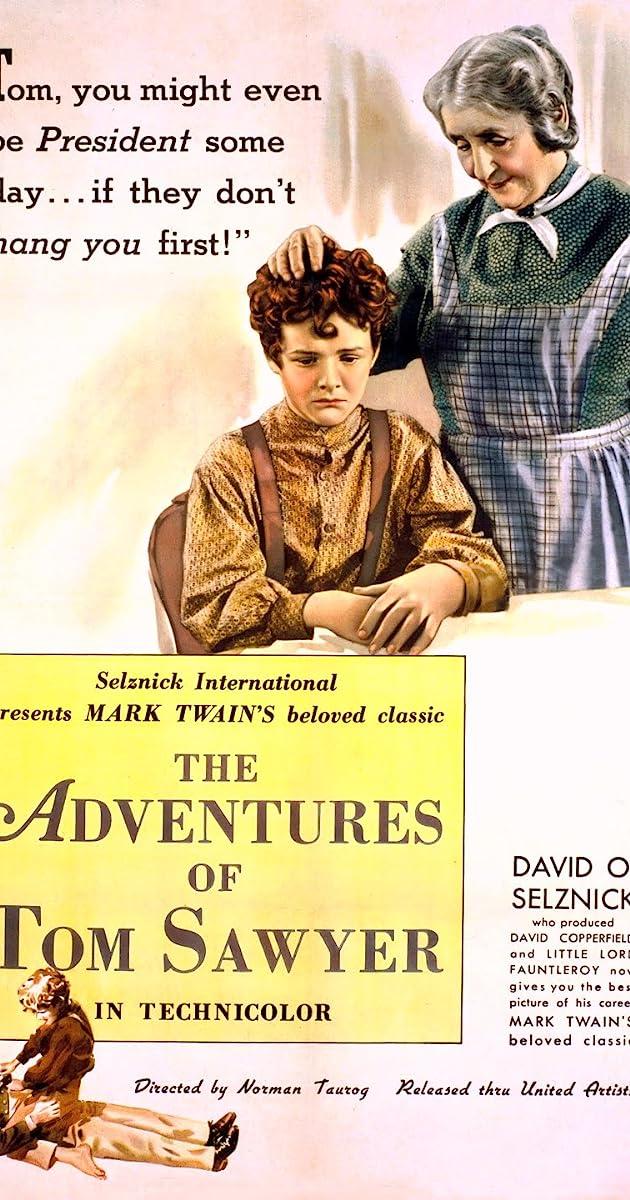 The Adventures of Tom Sawyer (1938) Subtitles