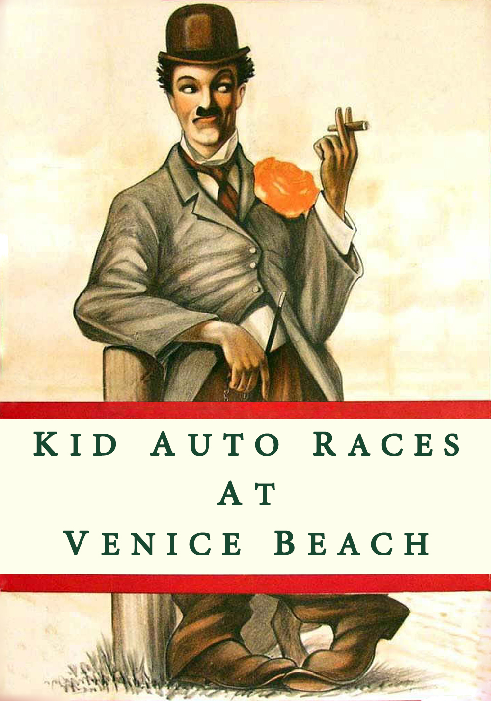 Kid Auto Races at Venice (1914) DVDRip